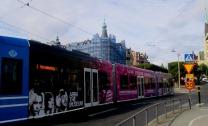 Stockholm Fin spårvagn ...