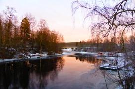 2017-01 Uvån uppströms från gamla bron