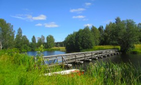 2019-07 Gångbron ovan Björkbacken