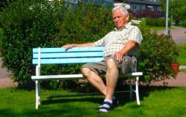2010-07 Sist, en avslpppnande bild från trädgården