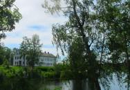 Uddeholm Uvåns utlopp och Herrgården
