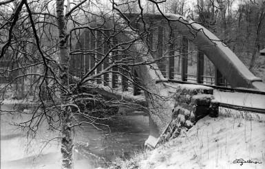 1980-talet Gamla bron