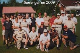 2009-06 Uddeholms GK Seniorgolfen Gruppbild