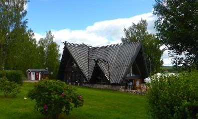 2019-07 Rådarasta vid 60:e breddgraden - en av vårt lands vackrast belägna ...