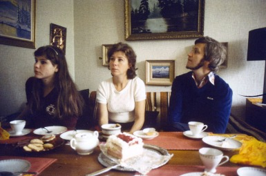 1977 Janeth, Ingrid o jag Jul