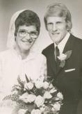 Ann-Britt o Svens bröllopsfoto