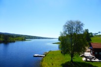 Grässjön från bron